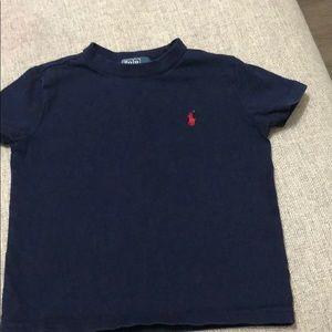 Blue polo Ralph Lauren t shirt